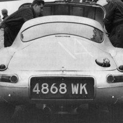 Jaguar E-Type 4868 WK