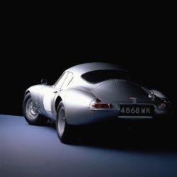 Jaguar E-Type Lindner-Nocker Low Drag Coupe 2011