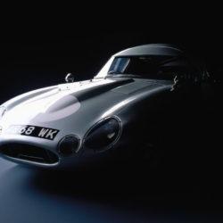 Jaguar E-Type Lindner-Nocker Low Drag Coupe recreated in 2011