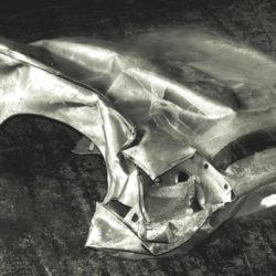 Jaguar E-Type Lindner-Nocker remains