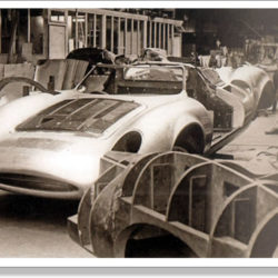 Jaguar XJ13 at Abbey Panels in 1973