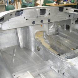 Lindner-Nocker body reconstruction