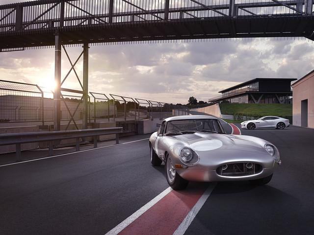 Броунс Лейн Jaguar наши дни