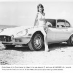 E-Type Series 3 press pack Canada 1972