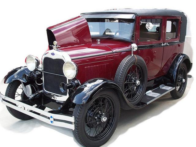 Ford Model A образец