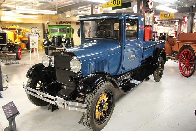 Грузовик Ford Model AA