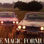 Jaguar XJ Range The Magic Formula 1973