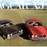 Jaguar XJ12 brochure 1972