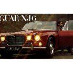Jaguar Xj6 folder 1969