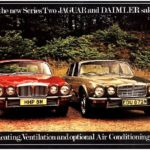 Jaguar catalogue 1973