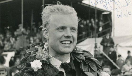Mike Hawthorn победитель Le-Mans