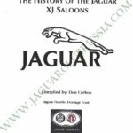 The History Of The Jaguar XJ Saloons