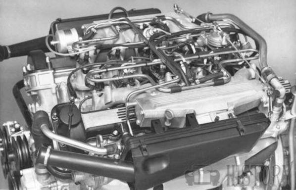 Jaguar 5.3 V12 engine