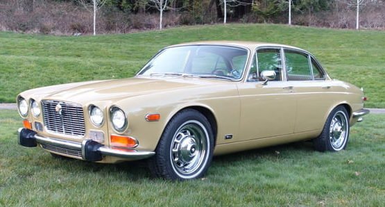 Jaguar XJ Series 1