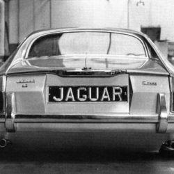 Jaguar XJ27 4.6 litre prototype