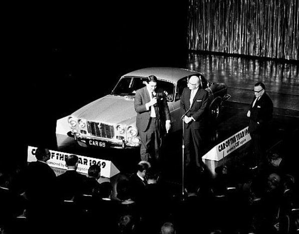 Jaguar XJ6 - Car of the Year 1969