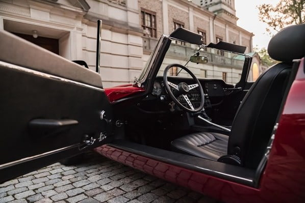 Jaguar XK-E Series 3