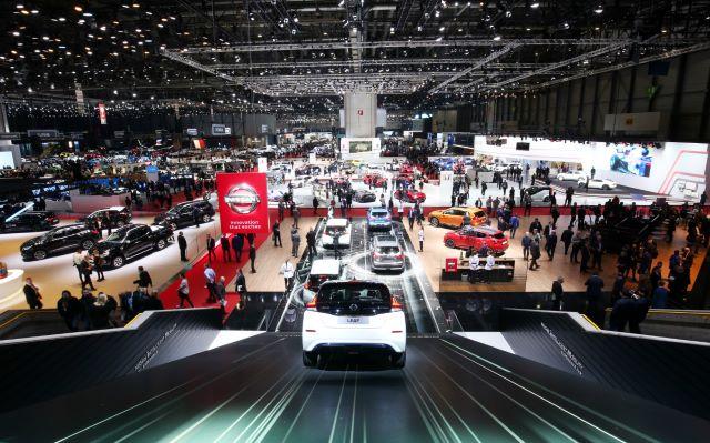 Женева Motor Show 2019