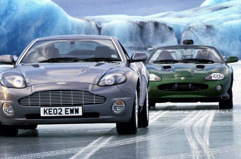 Jaguar и Aston-Martin