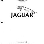 Jaguar XJ6 Series 3 Electrical guide