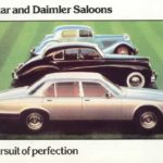 Jaguar and Daimler Saloons - In Pursuit of Perfection 1982
