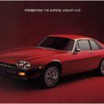 XJ-S USA brochure 1977