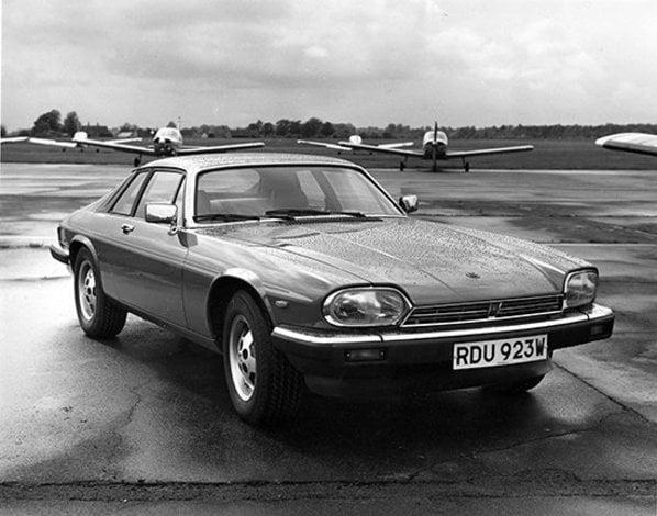 Jaguar XJ-S HE 1981