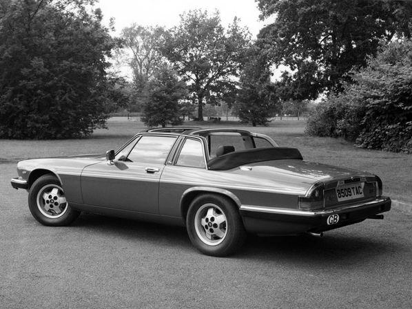 Jaguar XJ-SC Cabriolet 1983