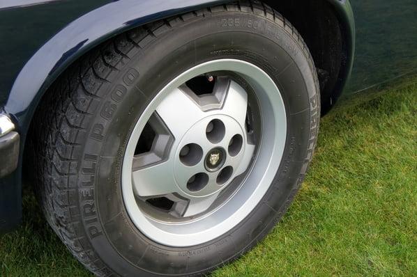 Jaguar XJ-SC wheel