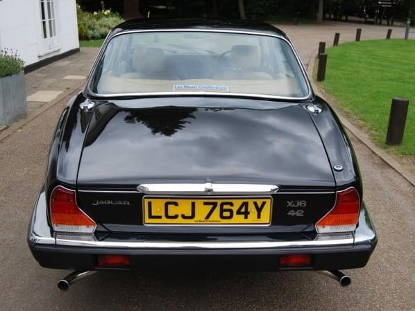 Jaguar XJ6 Series 3 4.2 litre