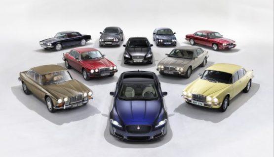Jaguar XJ юбилей
