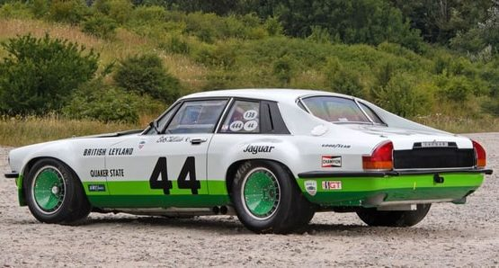 Jaguar XJ-S Group 44
