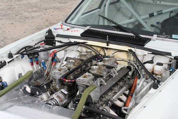 Jaguar XJ-S Group 44 engine