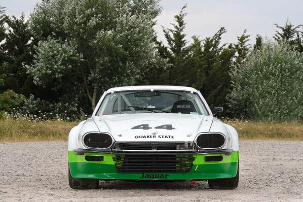Jaguar XJ-S Group 44 front