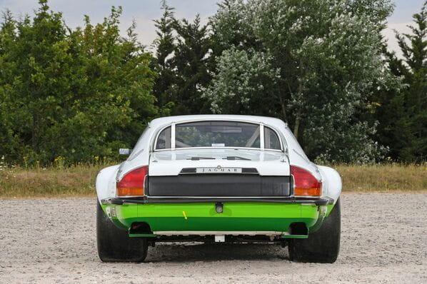 Jaguar XJ-S Group 44 rear