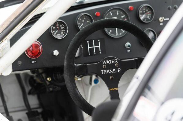 Jaguar XJ-S Group 44 steering