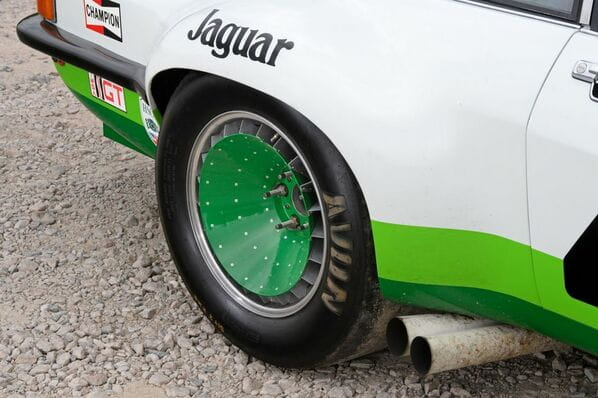 Jaguar XJ-S Group 44 wheel