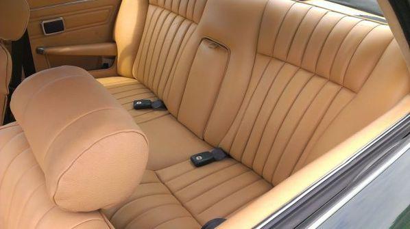 Jaguar XJC interior