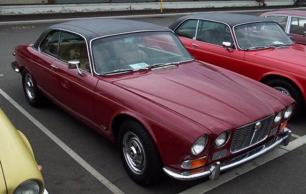 Jaguar XJC Series 1 (XJ33/XJ34)