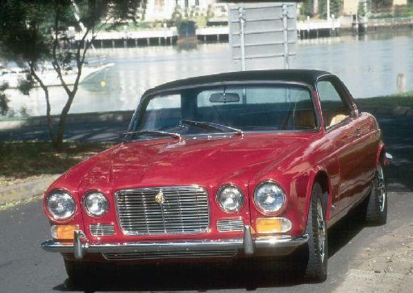 Jagaur XJC Series 1