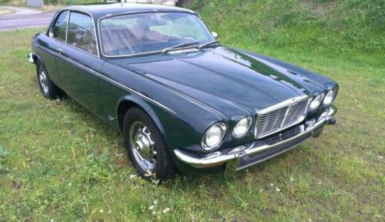 Jaguar XJC (XJ Coupe Series 2)