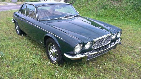 Jaguar XJC (XJ Coupe Series 2)
