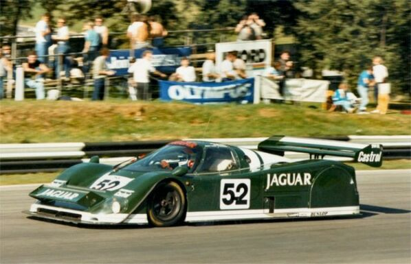 Early Jaguar XJR-6