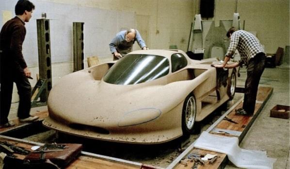 Jaguar Magnum 44 a full-scale- prototype