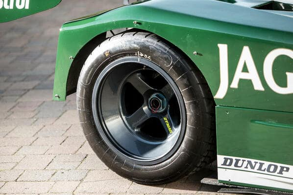 Jaguar XJR-6 wheel