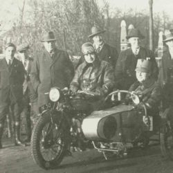 Den Bosch and Swallow Sidecar 6 Competition