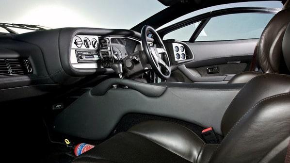 Jaguar XJ220 Concept interior