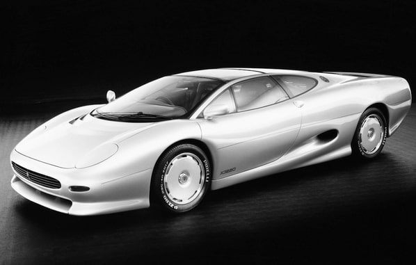 Jaguar XJ220 Concept