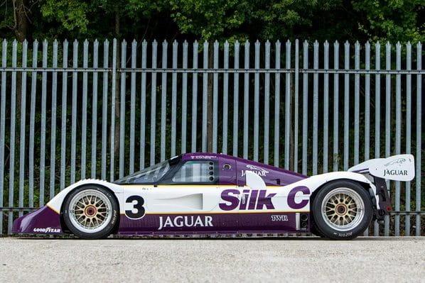 Jaguar XJR-11 body