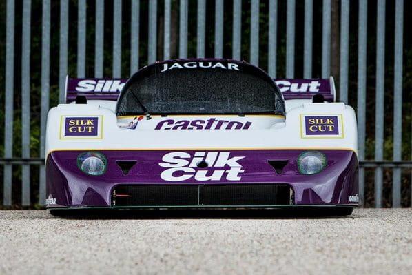 Jaguar XJR-11 front view